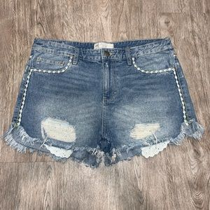 Free People | Cut Off Shorts
